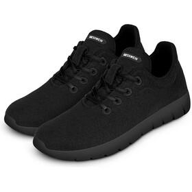 Giesswein Merino Runners - Calzado Hombre - negro